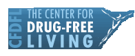 Center for Drug-Free Living logo