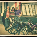 City of Orlando District 4  Commissioner Patty Sheehan delivers bikes for Zebra Coalition youth